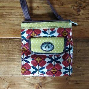 🗝️FOSSIL key-per small crossbody bag